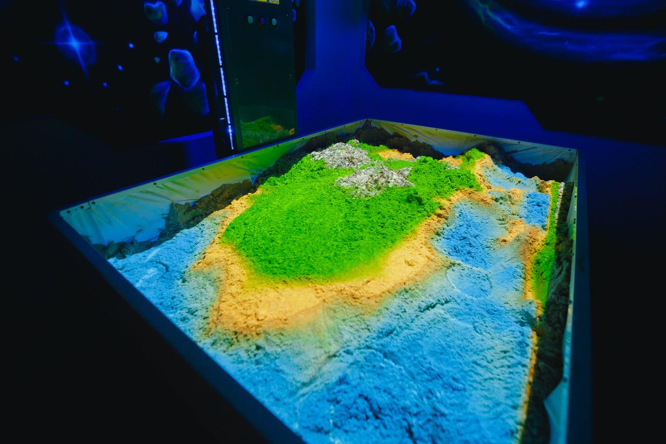 программа для интерактивной песочницы